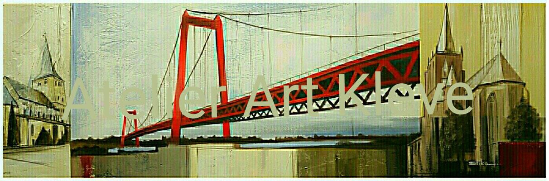 Emmericher Brücke.