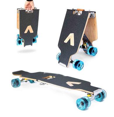 BoardUp  -  Das weltweit erste faltbare Longboard