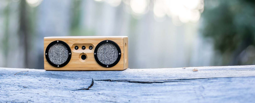 Wireless Speaker schwarze Version