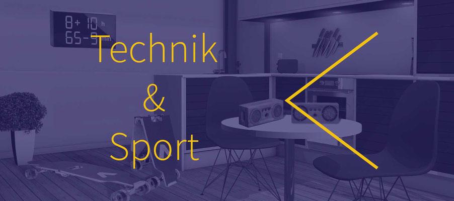 Technik & Sport