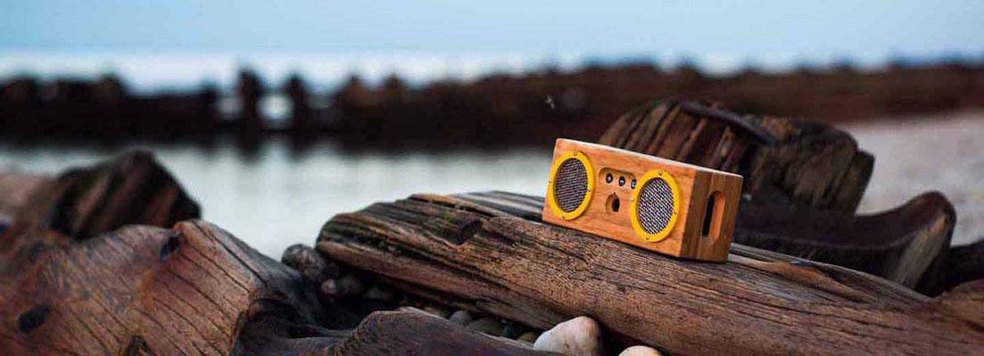 Bongo Bambus Speaker
