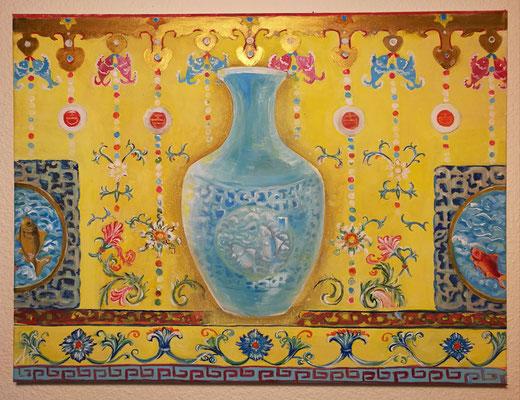 Chinesische Vase, € 290,00