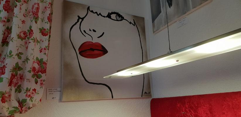 Akrylbild, Foto von Alla Werr