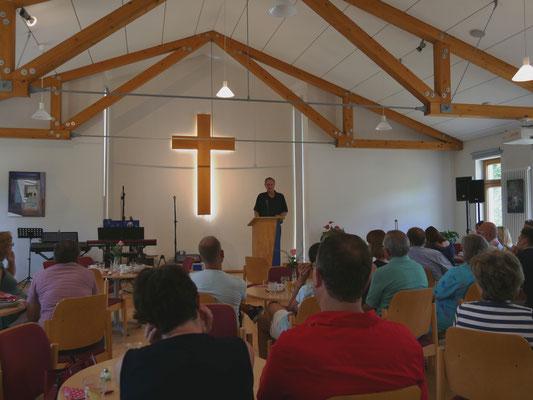 Sven Lürs predigt