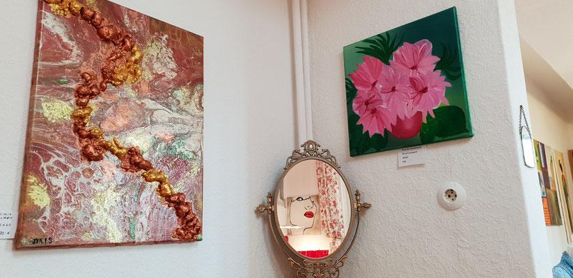 Im Kreativen Shop, Foto von Alla Werr
