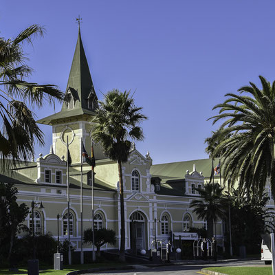 Namibia - Swakopmund Hotel