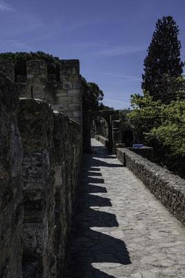 Lisbona - Castelo de Sao Jorge