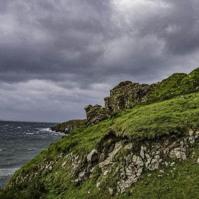 Skye - Duntulum Castle