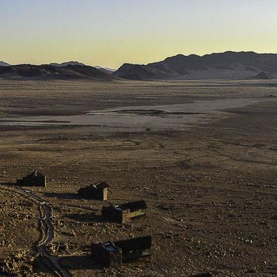 Namibia -Desert Homestead Outpost