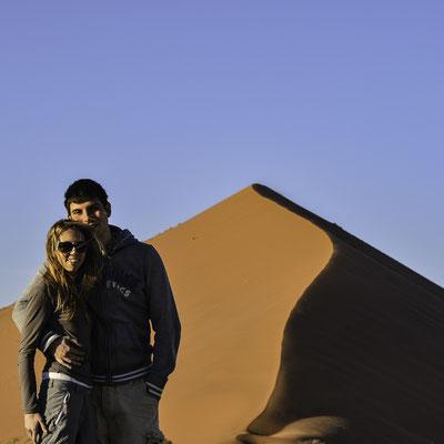 Namibia - Poppackers nel Deserto del Namib