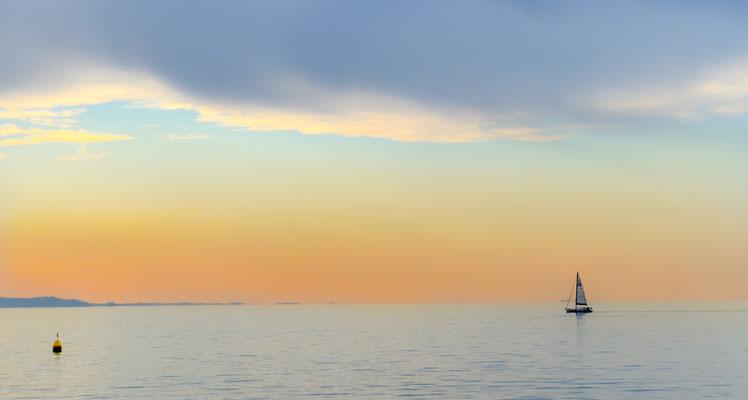 Trieste - la baia