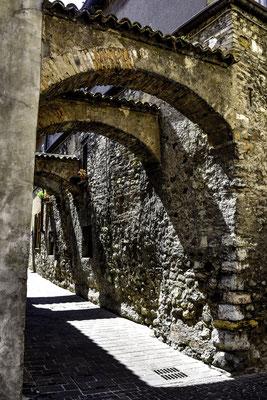 Sirmione - Vicoli della città medievale