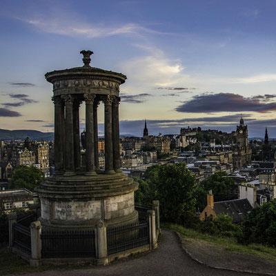 Edimburgo - Calton Hill