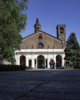 Abbazia di Chiaravalle - 2