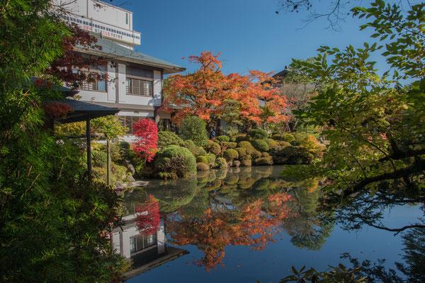 Lo Sohyo-en di Nikko