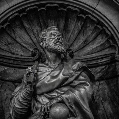Firenze - Galileo Galilei a Santa Croce