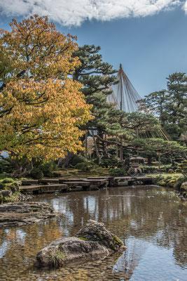 Paesaggi del Kenroku-en