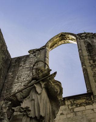 Lisbona - Convento do Carmo - 3