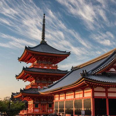 Kyomizudera a Kyoto