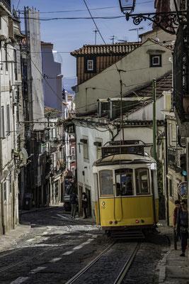 Lisbona - Tram 28
