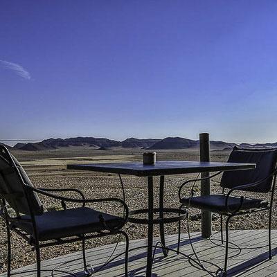 Namibia - Desert Homestead Terrazzino