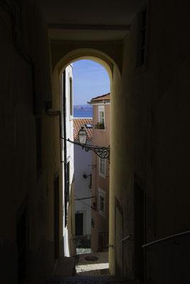 Lisbona - Vicoli - 2