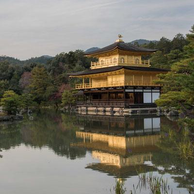 Kinkaku-ji a Kyoto