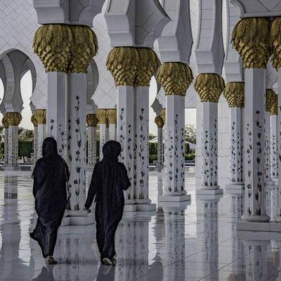 Emirati Arabi - Sheikh Zayed Grand Mosque