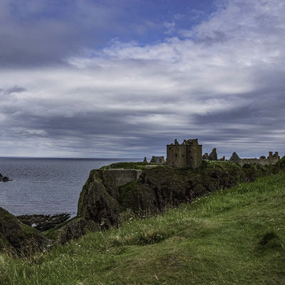 Panorama dal Dunottar Castle