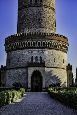 Dettaglio della Torre di San Martino