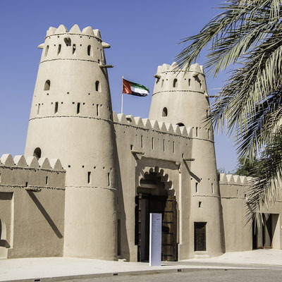 Al Ain - Al Jahili Fort