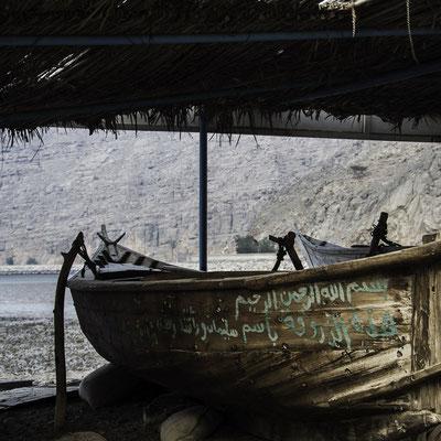 Imbarcazioni tradizionali in Oman