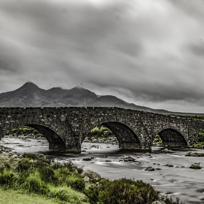 Isola di Skye - Sligachan Bridge