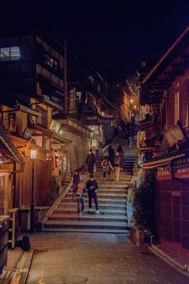 Ninen-zaka ... strada speciale a Higashiyama