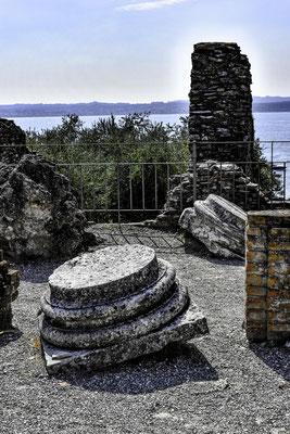 Vestigia romane - le Grotte di Catullo