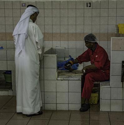 Abu Dhabi - Suq del pesce