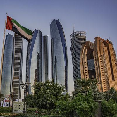 Emirati Arabi - Ethiad Towers
