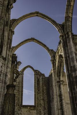 Lisbona - Convento do Carmo - 2