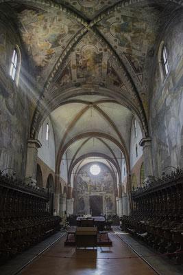 Abbazia di Chiaravalle - Coro
