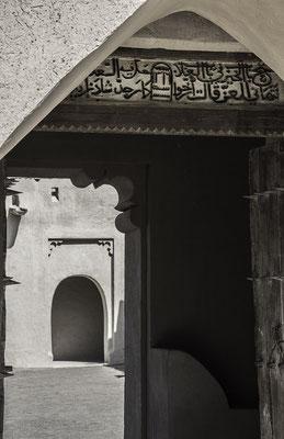 Al Jahili Fort - Dettagli