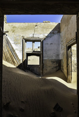 I resti di Kolmanskop
