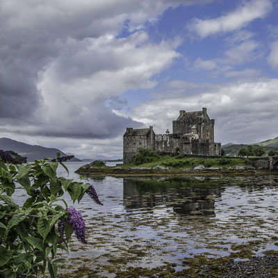 Eilean Donan Castle - 3