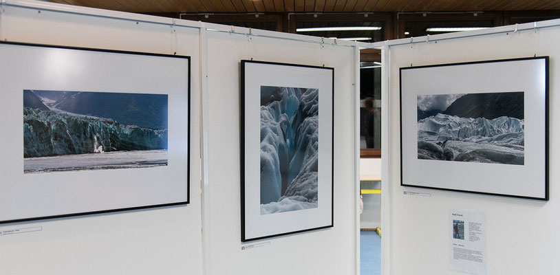 Gletscher von Rudi Franck