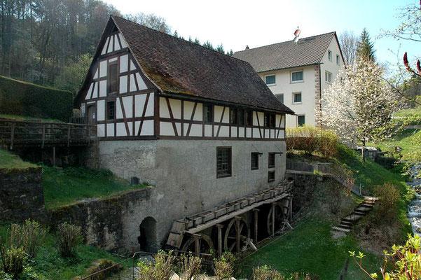 Museumsmühle Blumegg