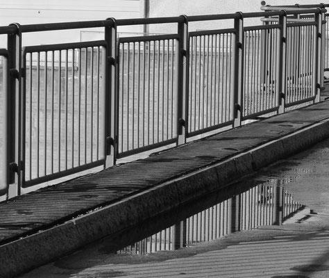 Kraftwerk Reckingen; Foto: Inken Ebers