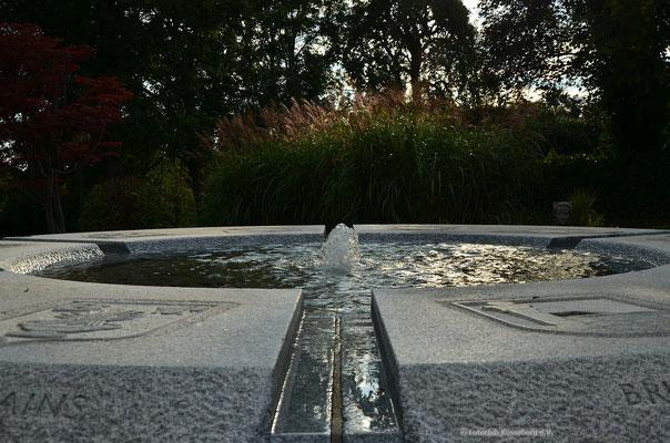 Japanischer Garten - Bondorf;  Foto: Sabine Mathis
