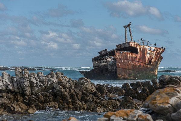 Kap Agulhas, Südafrika; Foto: Rudi Franck
