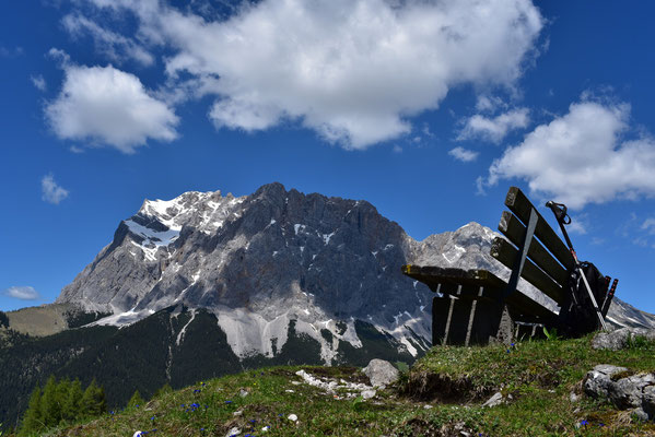 Bergmassiv im Zillertal; Foto: Sabine Mathis
