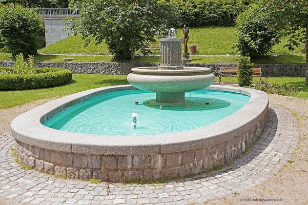Brunnen in St. Blasien;  Foto: Sonja Grambach