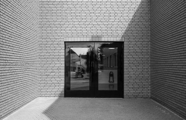 Tür im VitraPark; Foto: Werner